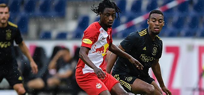 Foto: Un ex-Anderlechtois a été l'équipier d'Ashimeru: