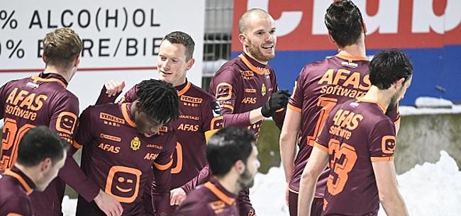 Foto: Troisième défaite consécutive pour Charleroi