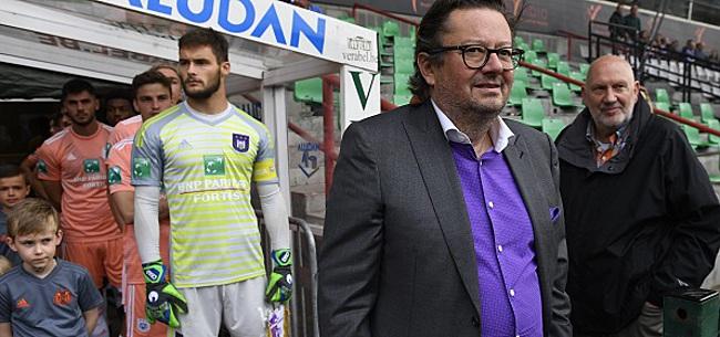 Foto: Anderlecht: Coucke veut piocher en Premier League !