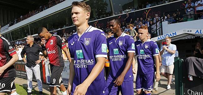 Foto: OFFICIEL - Un attaquant d'Anderlecht signe en D2 néerlandaise