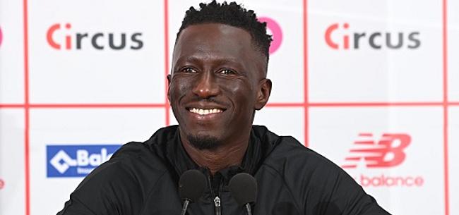 """Foto: Le Standard n'est pas épargné: """"Il est incertain, il a pris un coup au genou"""""""