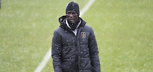 Foto: Mbaye Leye évoque le nouvel attaquant du Standard