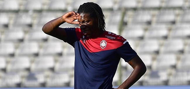 Foto: Mbokani évoque Anderlecht: