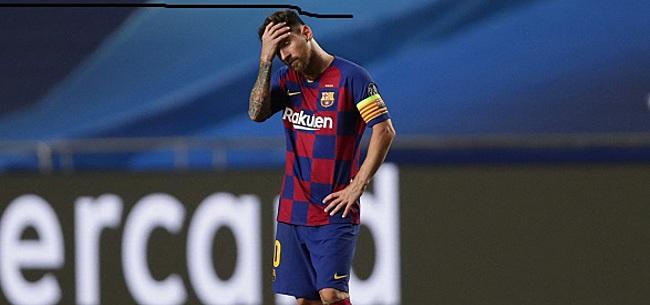 Foto: Messi éjecte Ronaldo de la première place