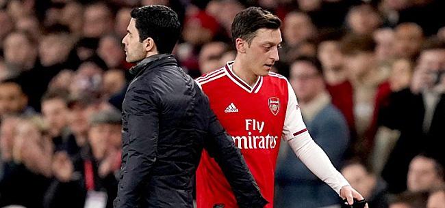 Foto: La fin du calvaire pour Ozil: il a choisi son futur club