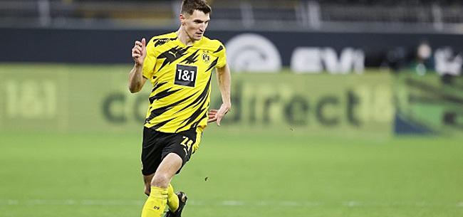Foto: Meunier et Dortmund, rien ne va plus