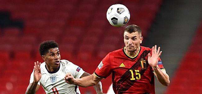 Foto: Thorgan Hazard défend Thomas Meunier: