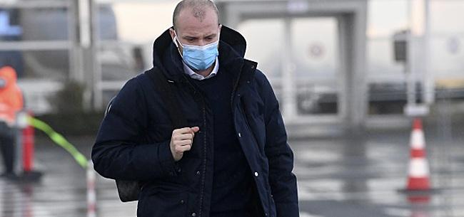 Foto: Un attaquant américain à Bruges?