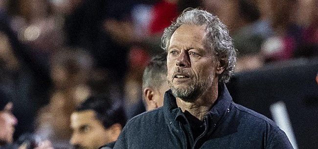 Foto: Sa Pinto n'en a pas voulu au Standard: il n'a pas plus d'expérience