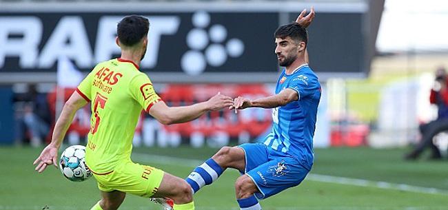 Foto: Mohammadi (ex-La Gantoise) a trouvé un nouveau club