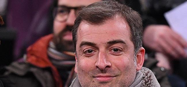 Foto: Mogi Bayat grand bénéficiaire du transfert d'Adrien Trebel à Anderlecht
