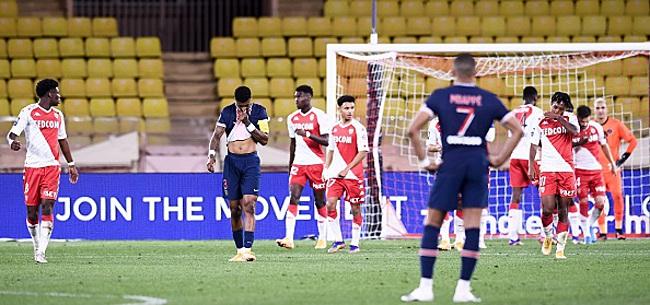 Foto:  Le PSG perd et gagne