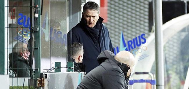 Foto: La valse des coachs continue en Pro League: encore un coach à la porte !