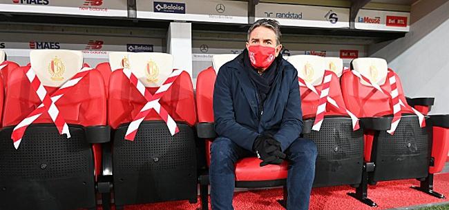 Foto: Montanier veut recruter un joueur du Standard