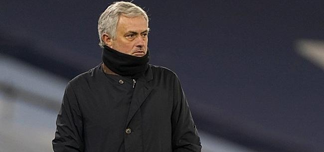 Foto: Mourinho déjà recasé? Trois clubs le veulent