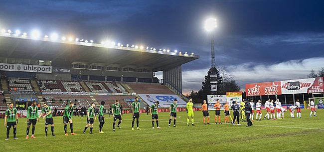 Foto: Quatre clubs menacés de relégation en Nationale 2
