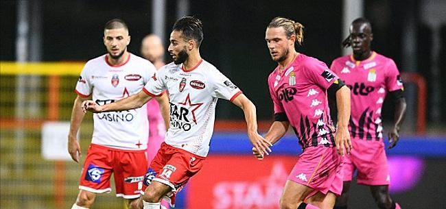 Foto: Charleroi perd ses premiers points de la saison chez le dernier