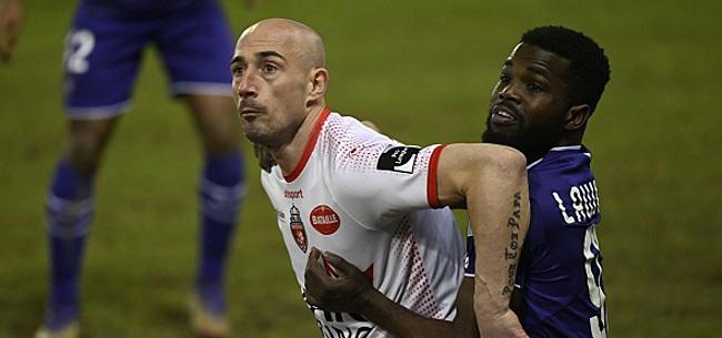 Foto: Anderlecht s'en sort bien à Mouscron