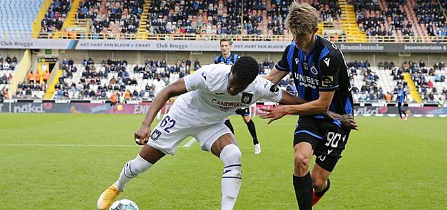 Foto: TRANSFERTS: Anderlecht prolonge, vise 1,6 million et se place