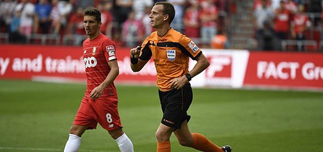 Foto: L'arbitre de Standard - Bruges est connu, les stats plaident pour le Club