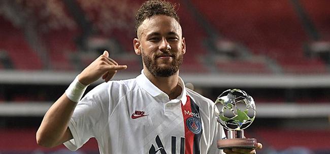 Foto: Quand Neymar se moque de Thomas Muller
