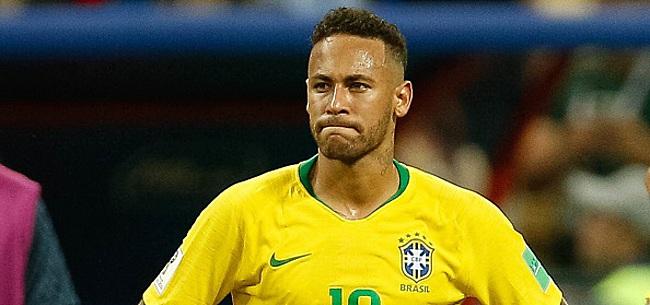 Foto: De nouveau du grand Neymar