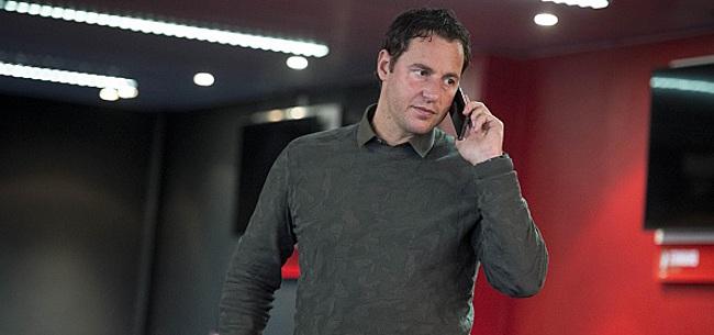 Foto: Olivier Renard s'explique sur son départ du Standard