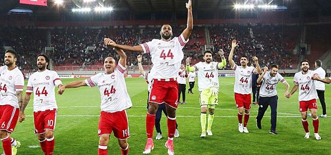 Foto: Europa League : L'un des grands favoris de la compétition éliminé!