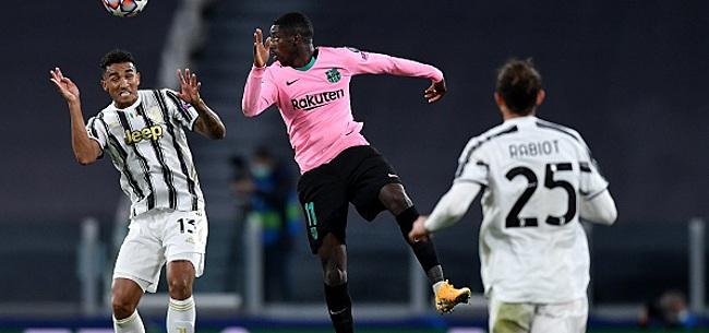 Foto: Trois buts de Morata annulés, Barcelone s'impose à la Juventus