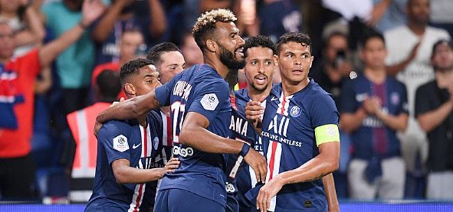Foto: Le PSG s'impose mais perd Mbappé et Cavani sur blessure