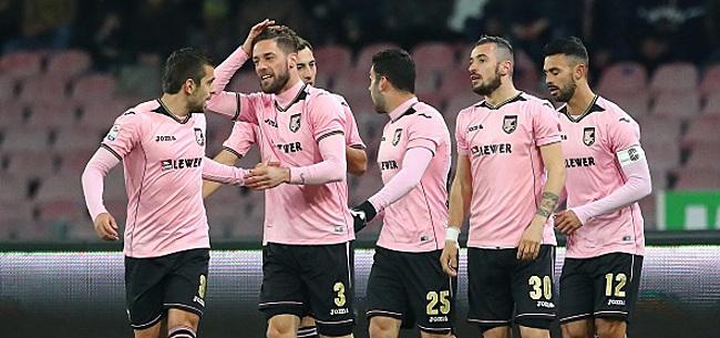 Foto: Palerme relégué en Serie D !