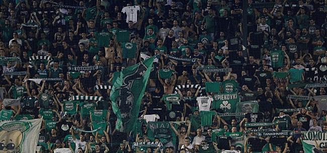 Foto: Un club historique exclu pour trois saisons de la scène européenne par l'UEFA