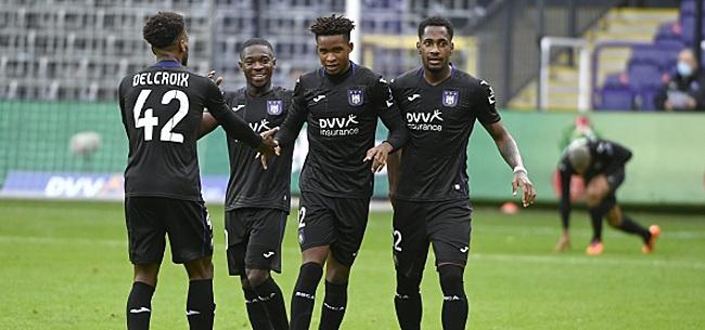 Foto: TRANSFERTS Anderlecht va lever l'option, De Bruyne le veut à City