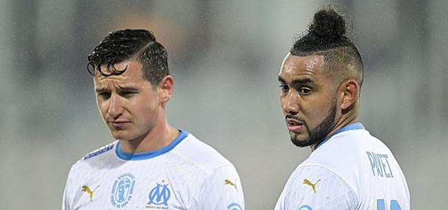 Foto: C'est la guerre entre Payet et Thauvin: