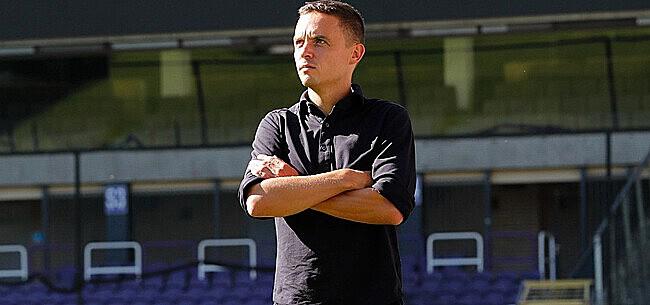Foto: Anderlecht fixé sur le prix de son nouvel arrière-droit