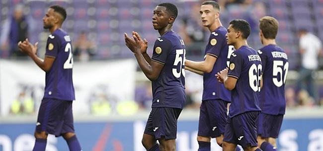 Foto: Le prix du transfert d'Olsson à Anderlecht est connu