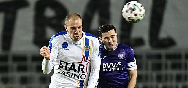Foto: Anderlecht méritait-il un penalty?