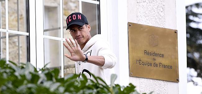 Foto: Varane après l'élimination du Real :