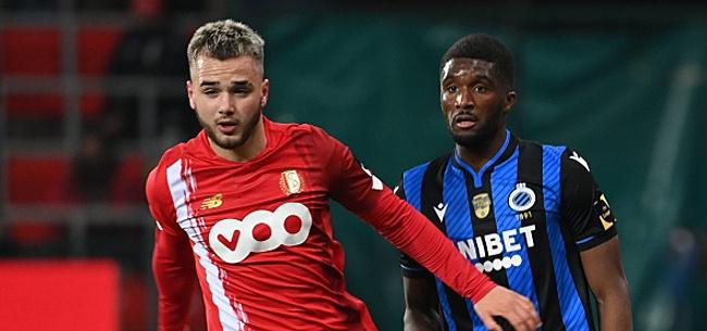 Foto: Coupe : Standard - Bruges en direct à la télé