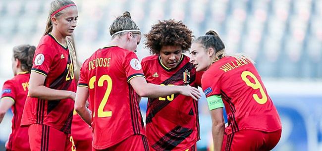 Foto: Les Red Flames cartonnent en Lituanie mais ne sont pas encore à l'Euro