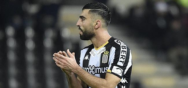Foto: Rezaei s'exprime sur le fait qu'il ne pourra pas affronter Bruges
