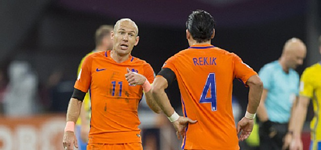 Foto: Robben à l'Euro ?