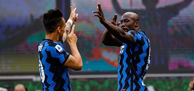 Foto: Lukaku rapproche l'Inter du titre, Ronaldo écarte Mertens