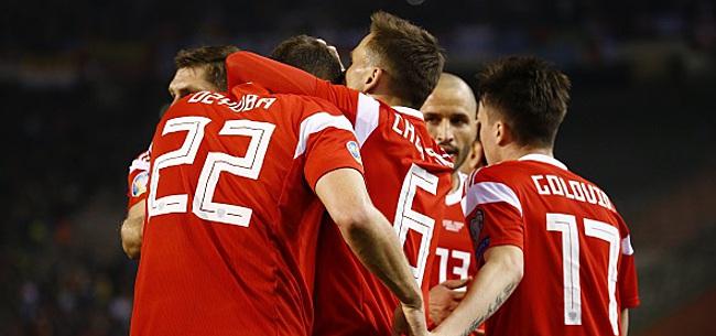 Foto: La Russie privée d'Euro 2020?