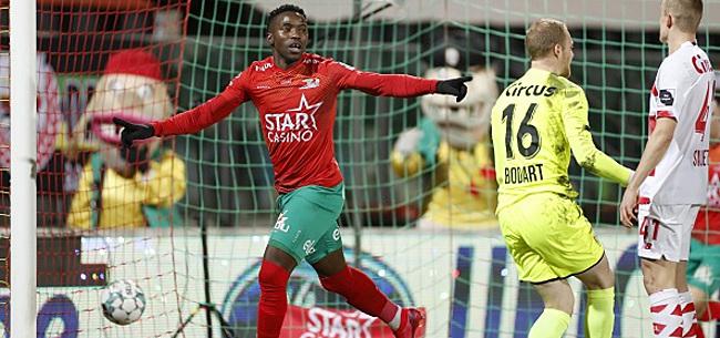 Foto: Sakala a fait son choix entre Lille et les Rangers: un contrat de 4 ans l'attend