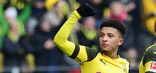 Foto: Dortmund a fixé le prix de Sancho: sérieux?
