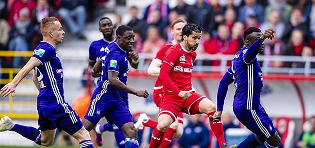 Foto: Il a perdu 90 % de sa valeur: Anderlecht le donne