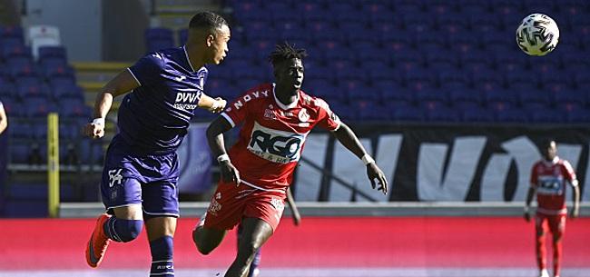 Foto: Un Anderlechtois désespère les fans: