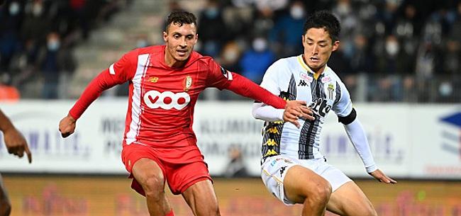 Foto: Quatre changements dans l'équipe du Standard contre Bruges