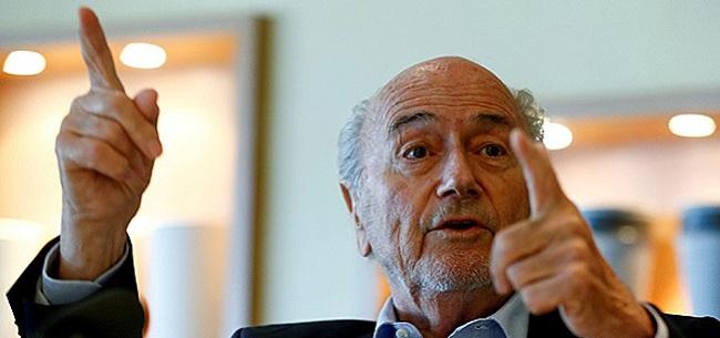 Foto: Blatter voudrait retirer la Coupe du Monde au Qatar !